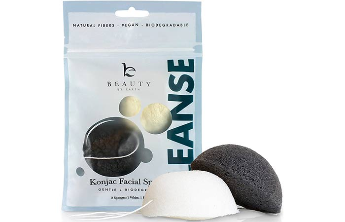 Beauty By Earth Konjac Sponges