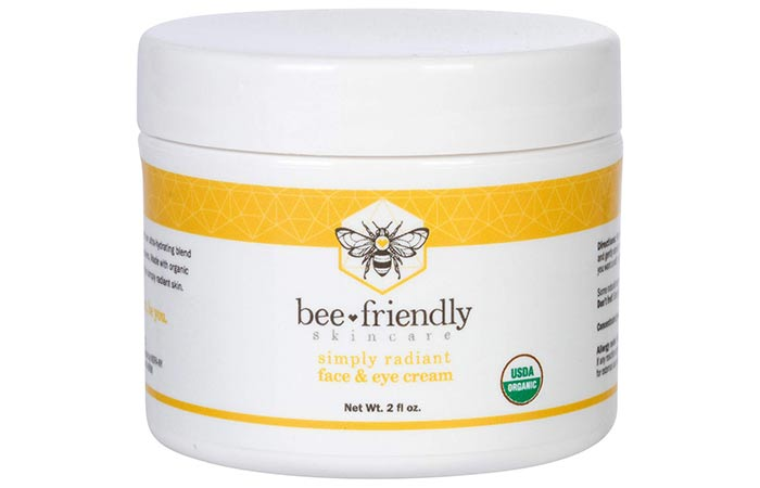 BeeFriendly Simply Radiant Skin & Eye Cream