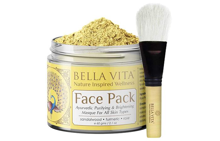 Bella Vita Nature Inspired Wellness Face Pack