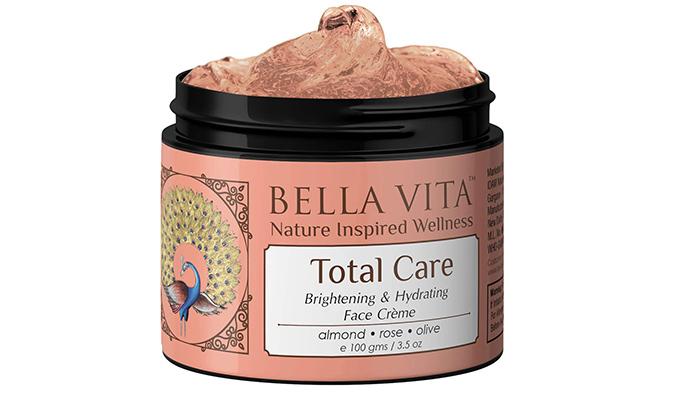 Bella Vita Organic Total Care Face Cream