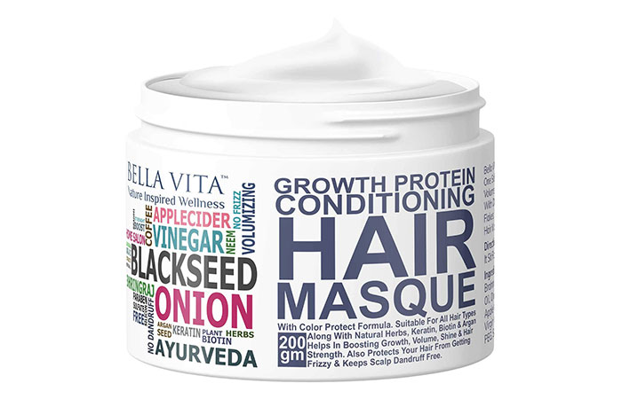 Bella Vita Organic Volume Protein Hair Mask