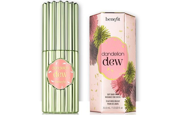 Benefit Soft Baby-Pink Radiance For Cheeks