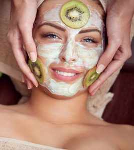 Benefits of Kiwi Face Pack in Hindi