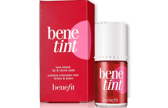 Benetint Rose-Tinted Lip & Cheek Stain