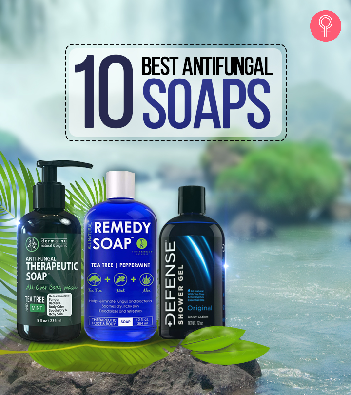 10 Best Antifungal Soaps To Buy Online In 2020 – Reviews And Buying Guide