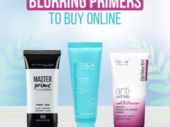Best Blurring Primers To Buy Online
