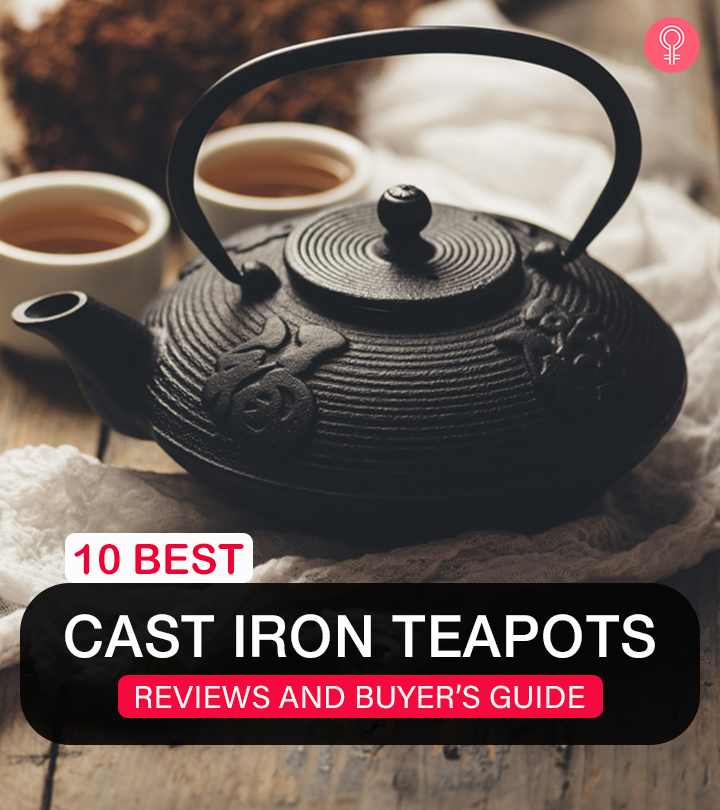 10 Best Cast Iron Teapots (2020) – Reviews And Buyer's Guide