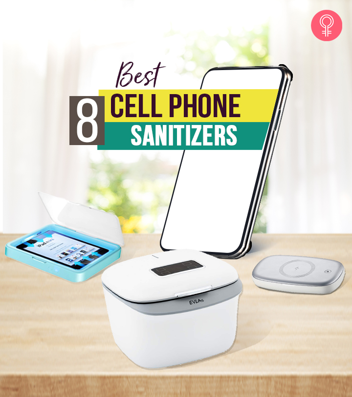 8 Best Cell Phone Sanitizers – Reviews And Buying Guide