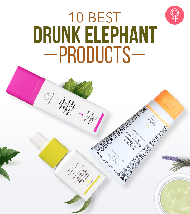 10 Best Drunk Elephant Products – 2020