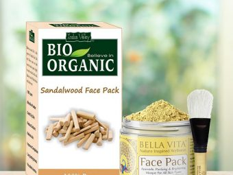 Best Face Pack For Glowing Skin