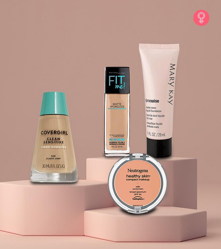 संवेदनशील त्वचा (सेंसिटिव स्किन) के लिए 7 बेस्ट फाउंडेशन – Best Foundation For Sensitive Skin In Hindi