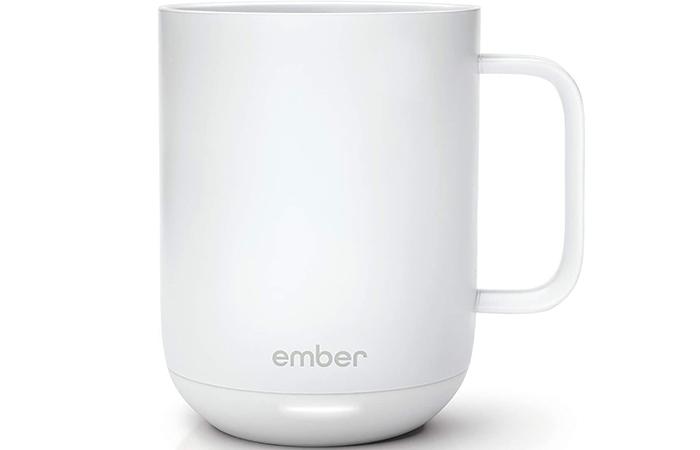 Best HiTech Coffee Mug: Ember Temperature Control Smart Mug