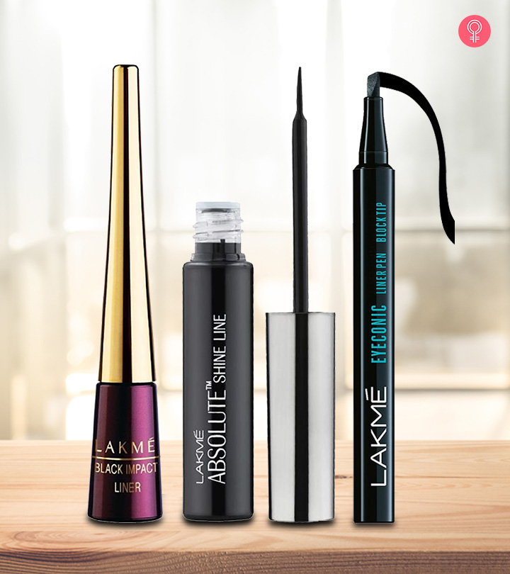 Best Lakme Eyeliners in Hindi