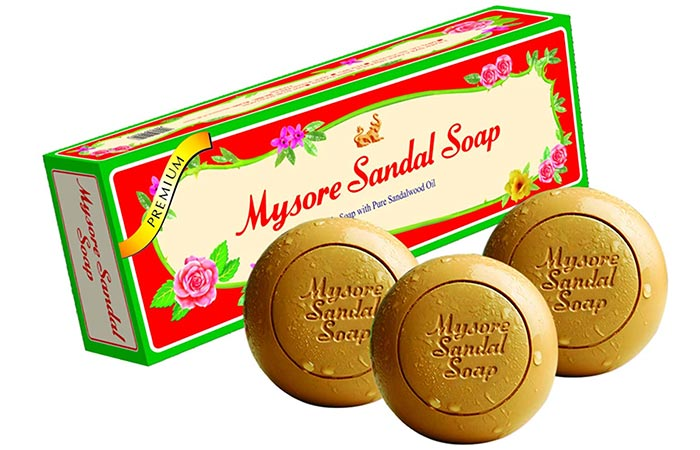 Best Sandalwood Soap Names In Hindi