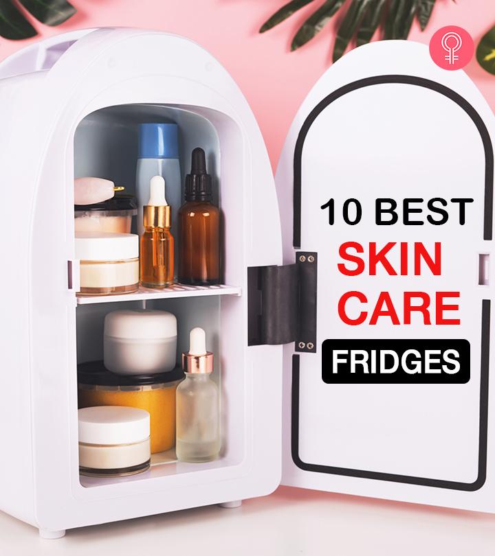 10 Best Skin Care Fridges – 2021