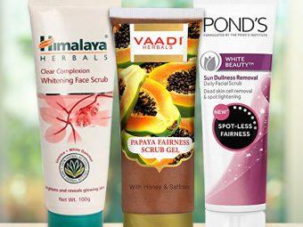 Best Skin Whitening Scrub Names In Hindi