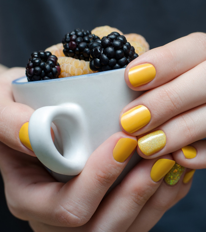 11 Best Yellow Nail Polishes To Wear This Summer