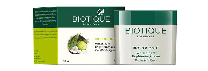 Biotic Bio Coconut Whitening