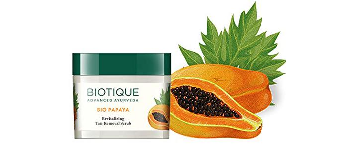 Biotic Bio Papaya Revitalizing Tan-Removal