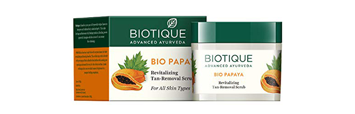 Biotic Bio Papaya Revitalizing Tan