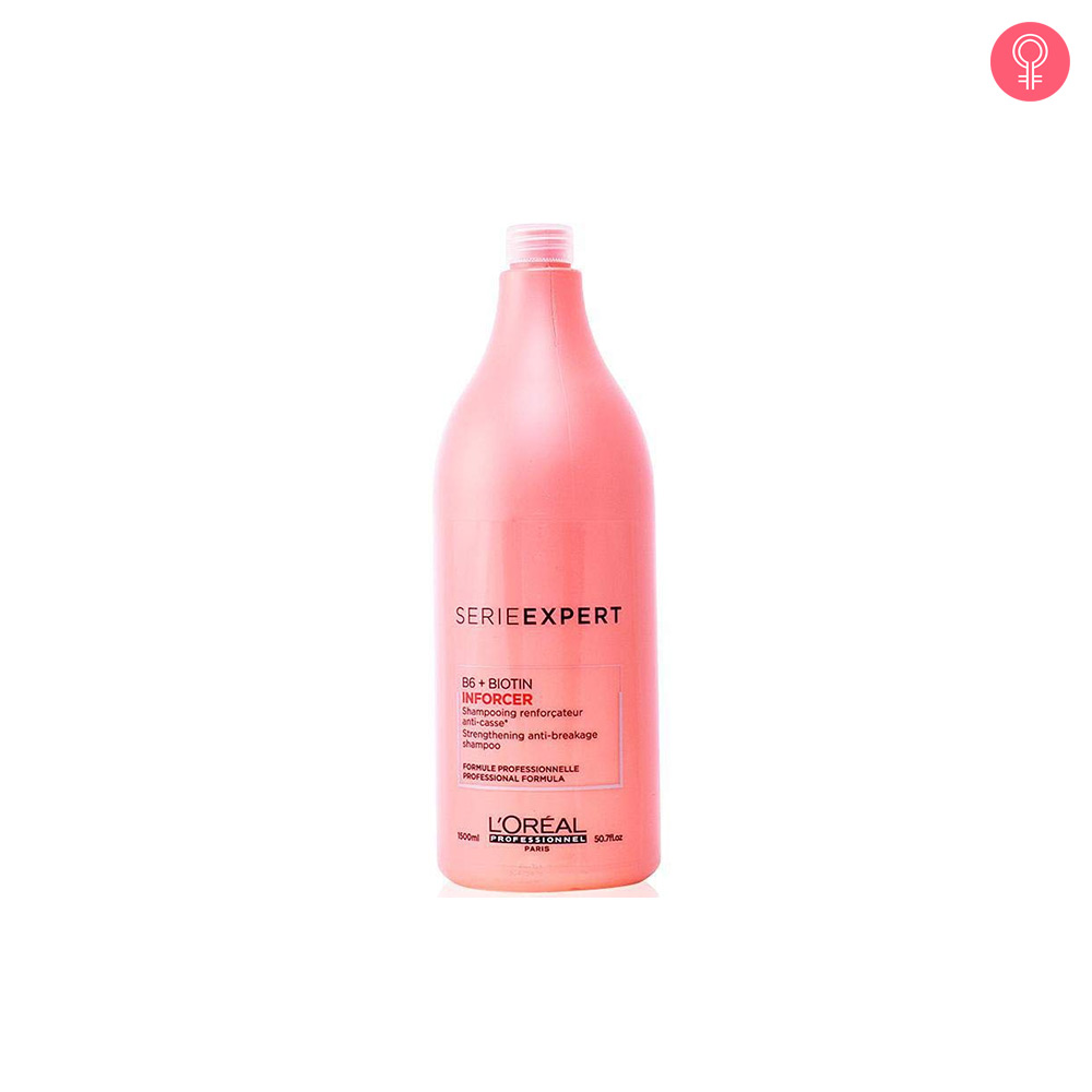 L'Oreal Professionnel Serie Expert B6 + Biotin Inforcer Shampoo