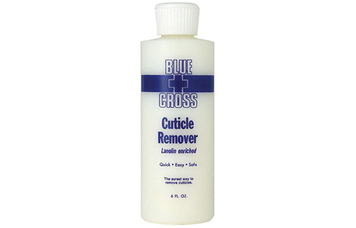 Blue Cross Cuticle Remover