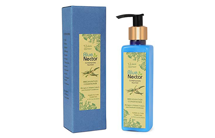 Blue Nectar Andy Dandruff Hair Conditioner