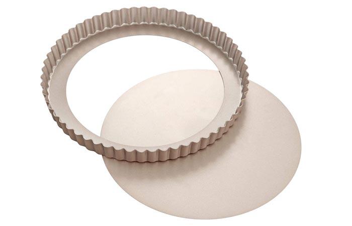 CHEFMADE 9.5-Inch Round Tart Pan
