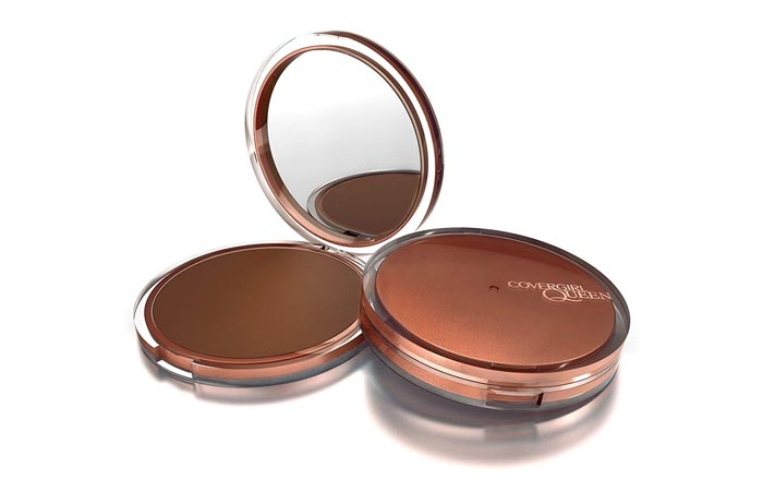 COVERGIRL Queen Collection Natural Hue Mineral Bronzer- Ebony Bronze