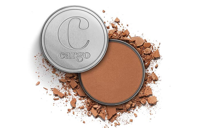 Cargo Bronzing Powder, Dark