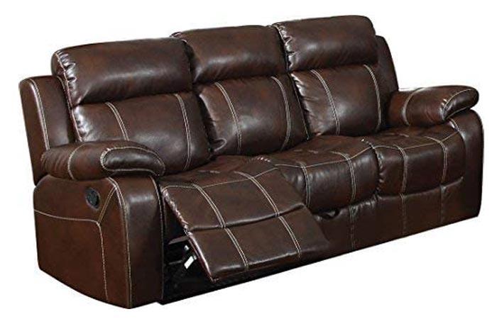 Coaster Home Furnishings Myleene Motion Sofa
