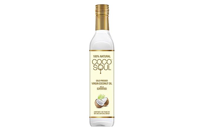 Coco Soul Cold Pressed Natural Virgin Coconut