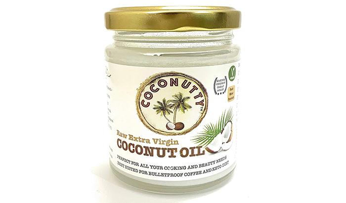 Coconut Raw Extra Virgin Coconut Oil