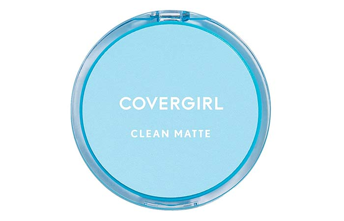 Cover Girl Clean Mat Pressed Powder