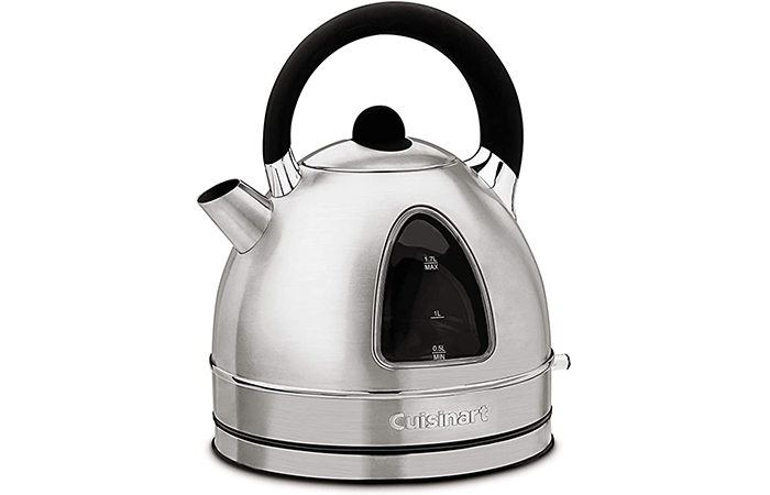 Cuisinart DK-17 Cordless Stainless Steel Electric