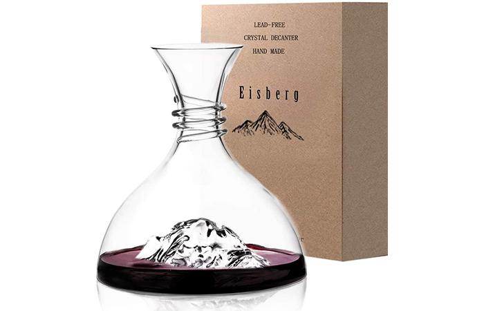 Eisberg Wine Decanter Aerator