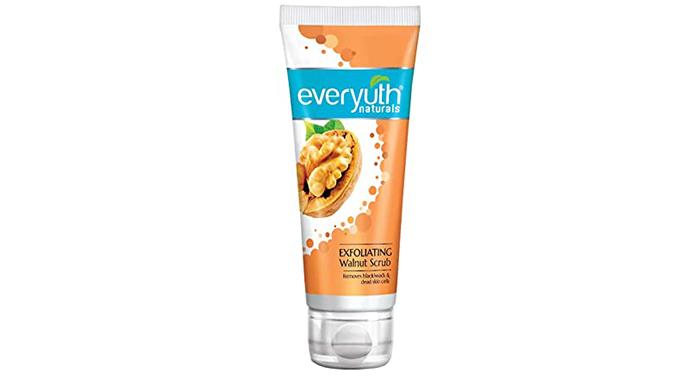 Everuth Naturals Exfoliating Walnut Scrub