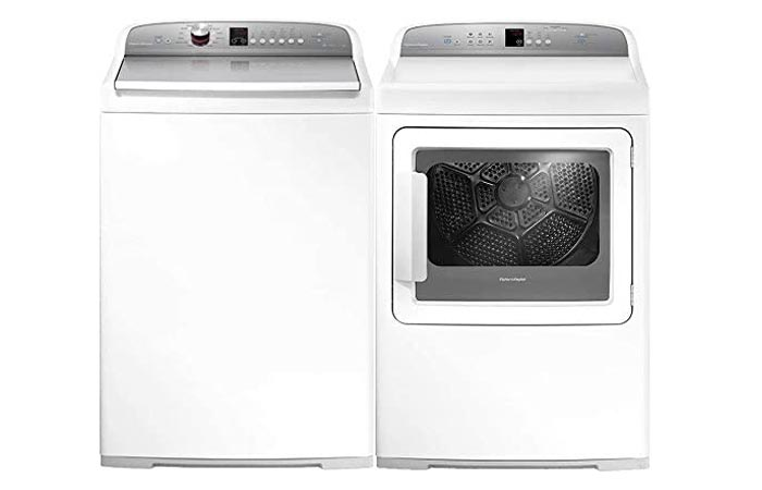Fisher Paykel Top Load Laundry Pair