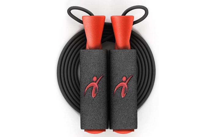 Fitness Factor Store Adjustable Jump Rope