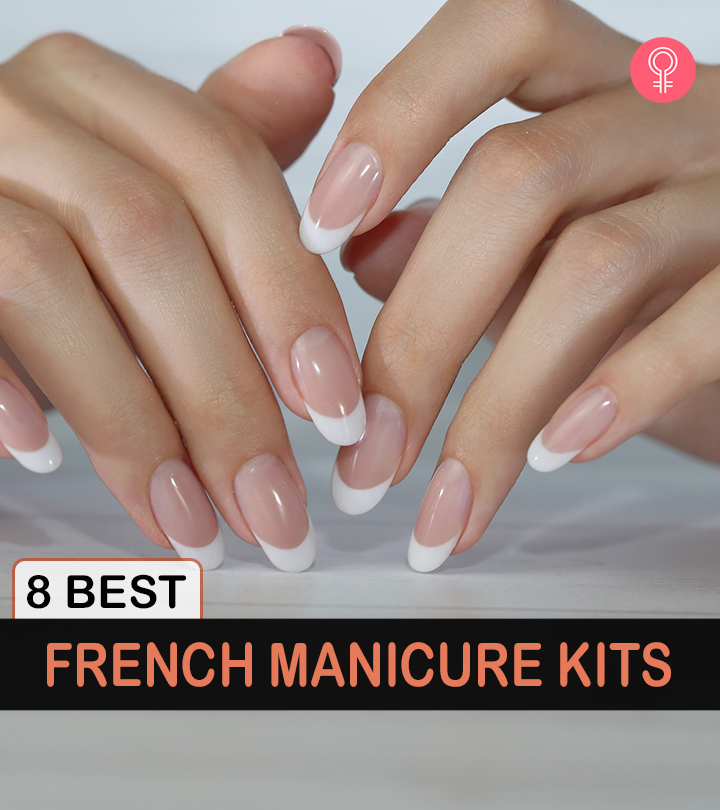8 Best French Manicure Kits – 2020