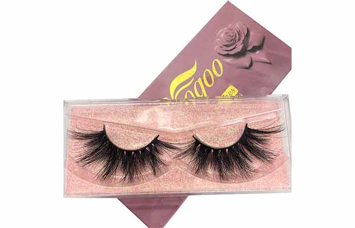 GOO GOO 3D Mink Eyelashes