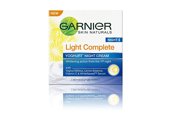Garnier Skin Naturals White Complete Night Cream