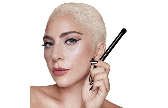 HAUS LABORATORIES By Lady Gaga LIQUID EYE-LIE-NER - Matte Black