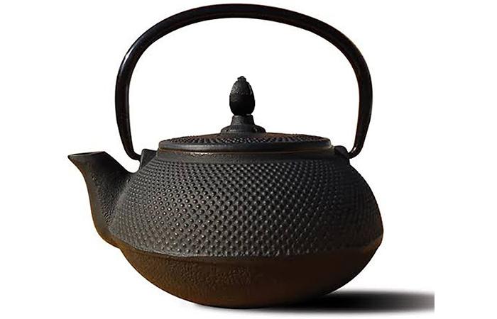 Happy Sales Cast Iron Teapot