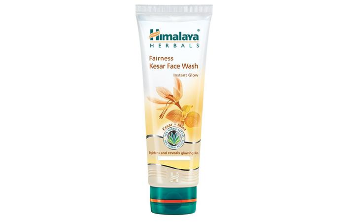 Himalaya Fairness Saffron Face Wash