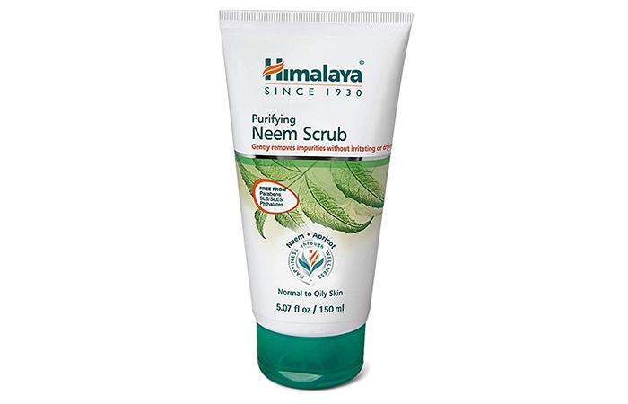 Himalaya Herbal Purifying Neem Scrub