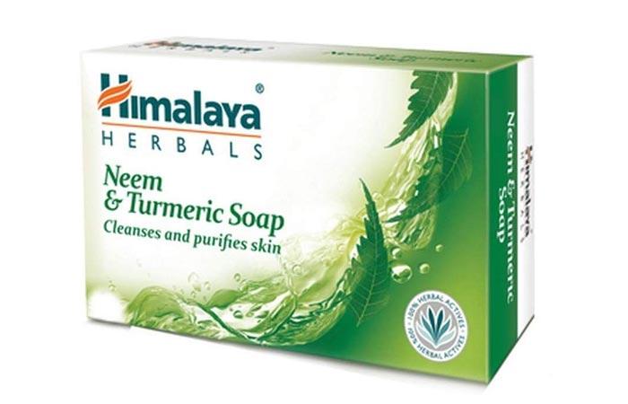 Himalaya Herbals Neem and Turmeric Soap