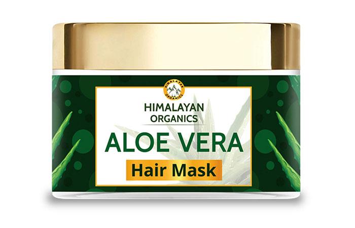 Himalayan Organics Aloe Vera Hair Mask