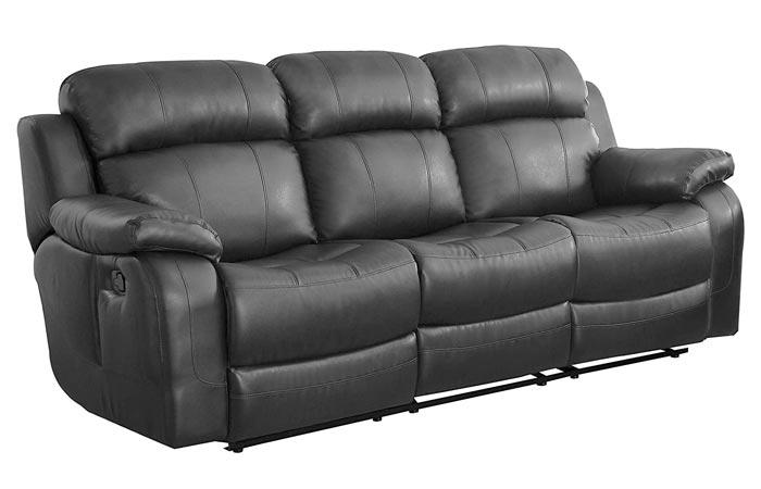 HomeleganceMarille Reclining Sofa