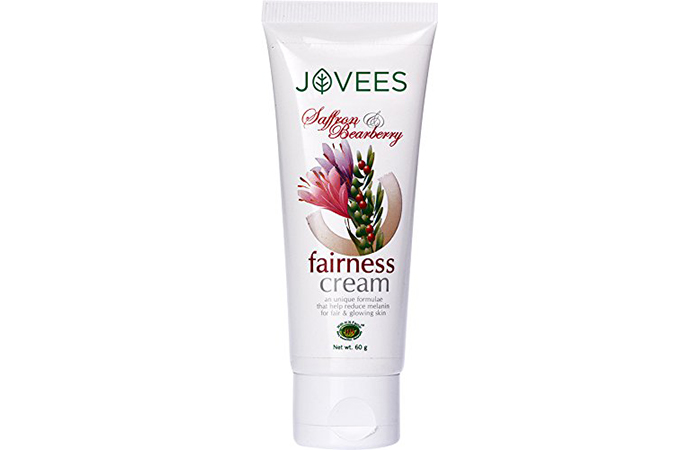 Jovies Saffron Bearberry Fairness Cream